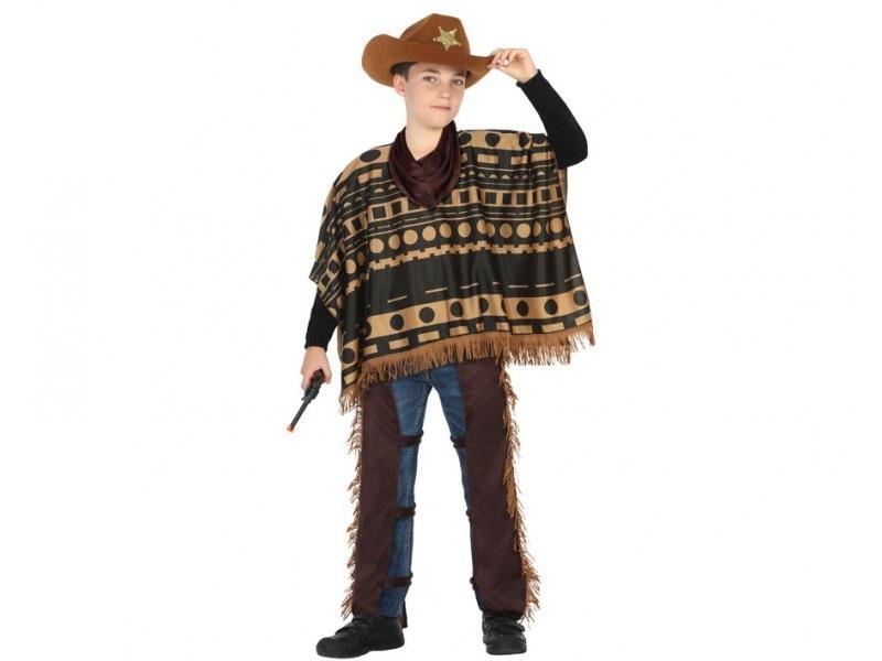 disfraz vaquero niño 2 - DISFRAZ DE VAQUERO NIÑO