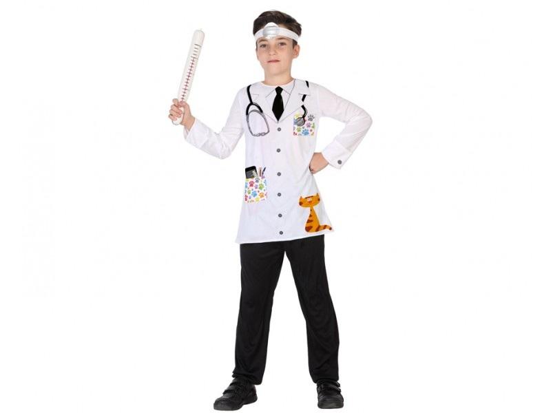disfraz veterinario infantil - DISFRAZ DE VETERINARIO INFANTIL