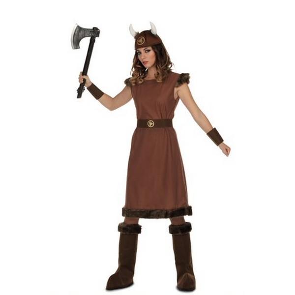 disfraz vikinga mujer 4 - DISFRAZ DE VIKINGA MUJER