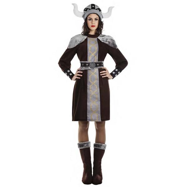 disfraz vikinga mujer - DISFRAZ DE VIKINGA MUJER