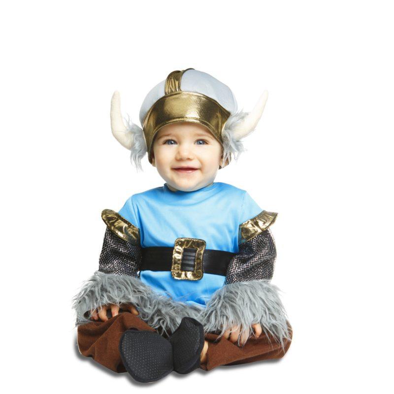 disfraz vikingo bebé 800x800 - DISFRAZ DE VIKINGO BEBE