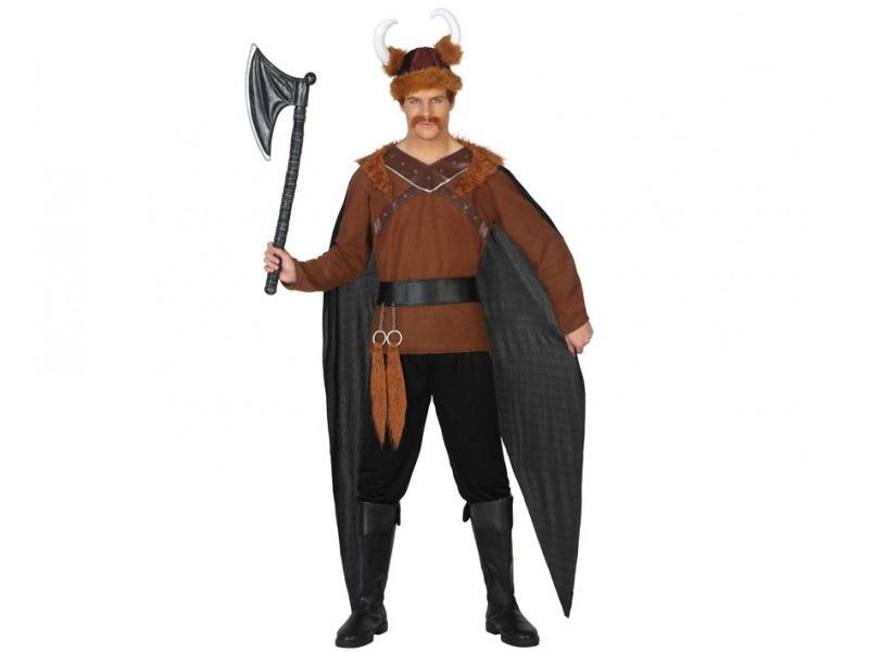 disfraz vikingo hombre 1 - DISFRAZ DE VIKINGO HOMBRE