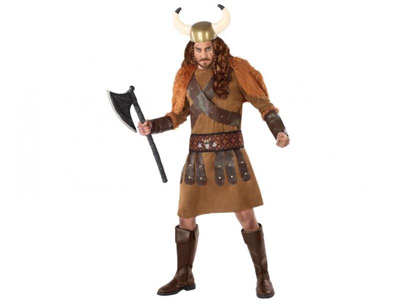 disfraz vikingo hombre 2 - DISFRAZ DE VIKINGO HOMBRE