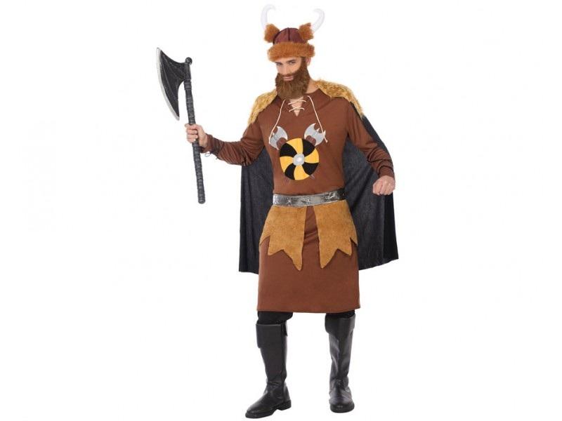 disfraz vikingo hombre. - DISFRAZ DE VIKINGO HOMBRE