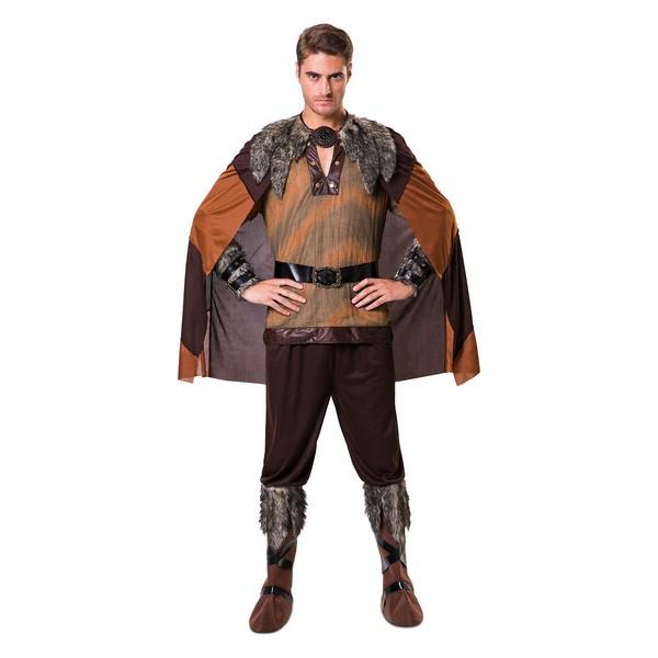 disfraz vikingo nórdico hombre - DISFRAZ DE VIKINGO NORDICO HOMBRE