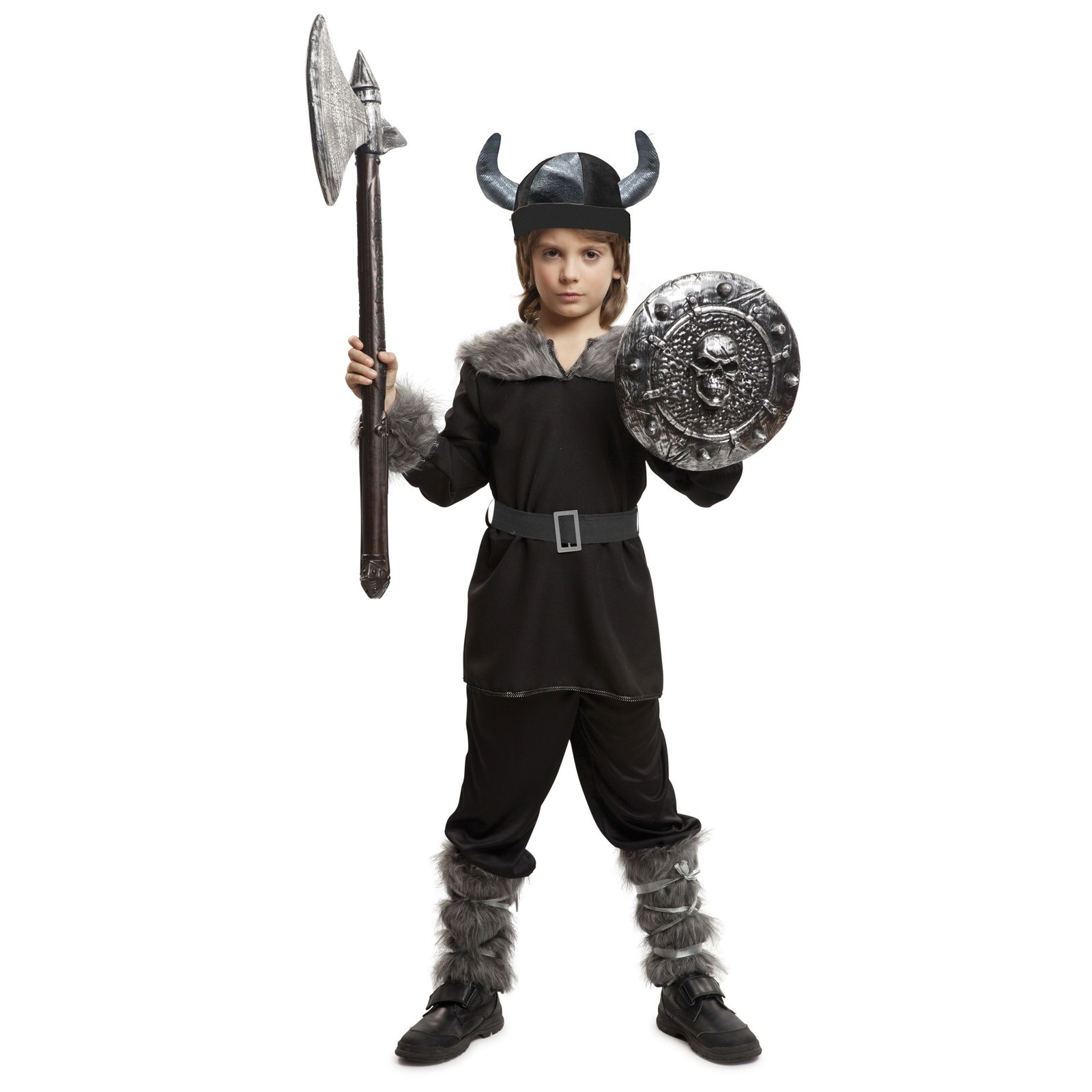 disfraz vikingo salvaje niño 203337mom - DISFRAZ DE VIKINGO SALVAJE NIÑO