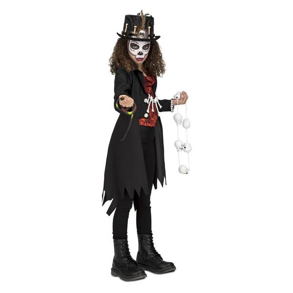 disfraz voodo infantil - DISFRAZ DE VUDU MASTER NIÑA
