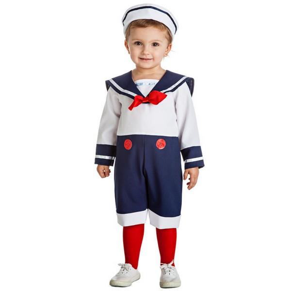 Resultado de imagen para disfraz marinero bebe