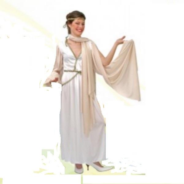 gu 80187 disfraz de romana mujer - DISFRAZ DE DIOSA ROMANA MUJER