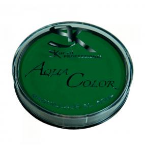 maquillaje al agua verde - MAQUILLAJE VERDE AL AGUA
