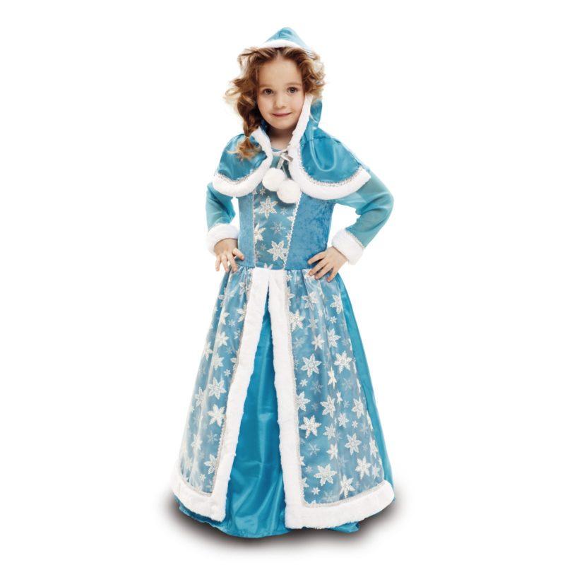 princesa del hielo niña 800x800 - DISFRAZ DE PRINCESA DEL HIELO NIÑA